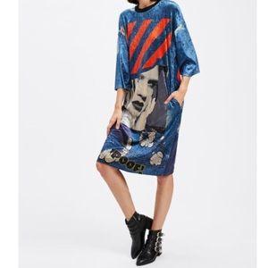 Dresses & Skirts - VELVET TEE DRESS